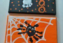Halloween w/ Spencer ideas / by Tracy Simon