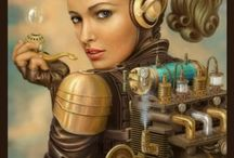 steampunk / by Alicia Hawks Rodriguez