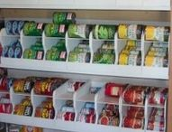 Organizing-Pantry/Kitchen / by Penny Mallet