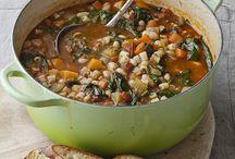 Food Things: Soups & Stews / by Rachel Kluesner