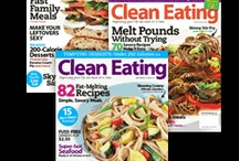 Clean Eating / by Andrea Haddock