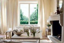 Home Decor: Living Room / by Amanda Jones