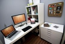 Home Office / by Jeremy Bryant