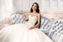 Eddy K Couture 2015 / Glamour and sophistication, made with the finest crystals & fabrics. / by Eddy K Bridal