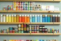 Craft Room / by Sandra Stehman