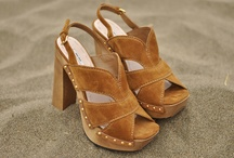 Shoes / I live in comfy shoes, but I dream of wearing beautiful shoes. / by Tia's Kitchen Recipes