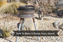 Dutch Oven Cooking-FSM / by Food Storage Moms