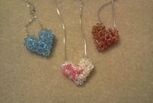 Kim's Beading Board / These are pictures of my beaded jewelry designs and some are my inspiration. / by Kimberly Smith
