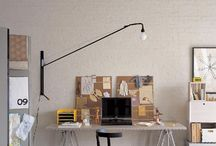 Work Space / by Arantxa Rueda
