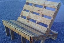 Wood pallet designs / by Hristo Kanchev