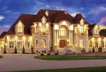 Beautiful Homes / by Morgan Stoker