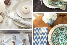 TABLETOP/ENTERTAINING / TABLETOP / by Amber Carpenter