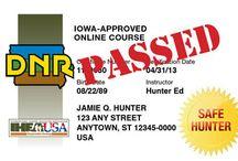 Iowa / by Hunter Ed