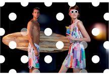 Campaign Summer 2014 / Photography: Rodrigo Bueno Style: Thiago Marcon & 2nd Floor Crew. Models: Lovani Pinnow & Facundo Sarobe Art Director: Kleber Matheus / by Ellus 2nd Floor