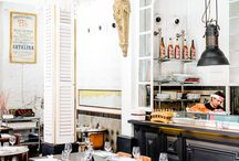 Restaurants & retail / by Wimke Tolsma