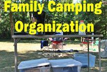 camping / by Kristine Esmay