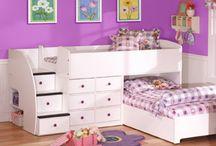 Bedroom ideas! / by Lisa Cook