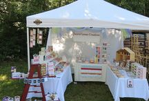 Craft show booths / by Belinda Belanger