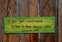 Music, Lyrics & People / by Lisa Blair