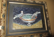 Micromosaics, Mostly by Vatican Artists in Italy / by mostly wny art