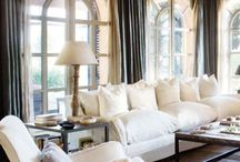 Window treatments / by Dawnielle Anderson