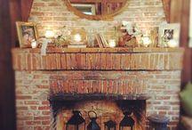 Home: Fireplace  / by Alyssa Ellefson
