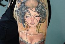 ink / by Damian Edye