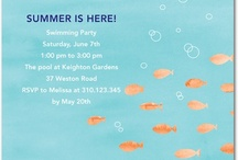 Fish Themed Party / by Amber King