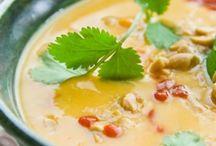 Soups / by Brea