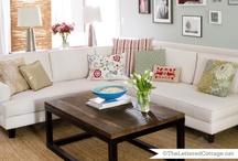 ^Living room / by Kate Jones