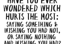 quotes / by Cindy Sycks Bradley
