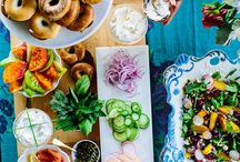 party food / by Molly Messner
