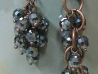 1 earrings / by Barbara Molby