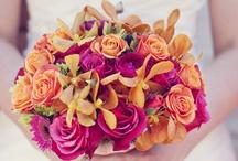 Wedding Bouquets and Arrangements  / by Lauren Ashleigh