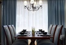 for our dining room/living room / by April Vernon