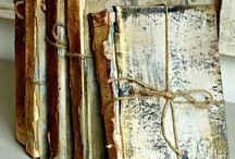 Book / Altered books, quotes abt books, art abt books. books. books. books! / by Lainie Takawe