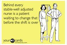 Super cool nurse stuff / by Cassie Baugh