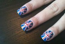 nails / by Kiera Watkins
