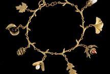 Jewelry ideas bracelets / by Christine Shaeffer