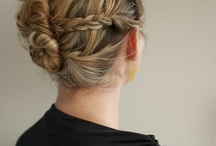hair styles / by Amy Thomsen