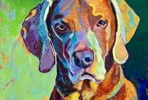 animal art / by Heather Jennings