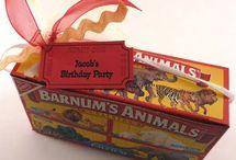 Circus birthday / by Sara Duenas