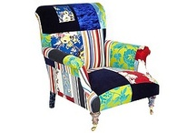 Funky Chair / by Lisa Lee