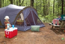 Camping Fun! / Make camping stress-free and fun with these awesome tips! / by Illinois Farm Bureau