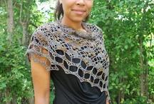 Crochet Shawls / by Alida R