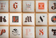 Typography / by Natalia Daniels