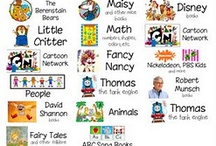School Stuff / by Karen Jensen-Grey