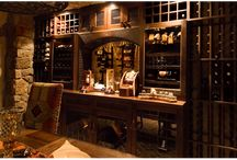 Wine Room Project Ideas / by Kim Douglas Patterson