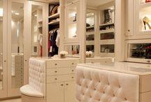 closets closets / by Carmelita McCoy