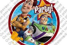 Toy Story Party Time / by Jennifer Henson
